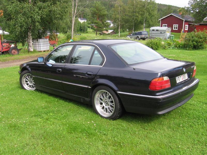 Bmw 740i 95